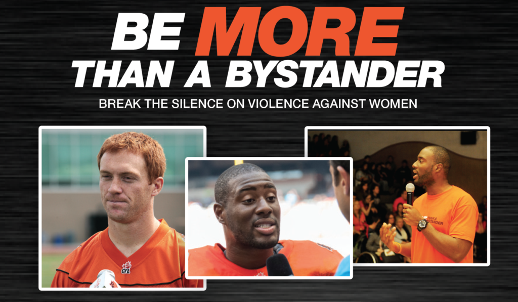 Police Dsd And Bc Lions Partner To Bring Anti Violence Program To